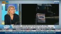 Hausse des chiffres de l'immobilier aux USA: Virginie Robert, dans Intégrale bourse - 26/11
