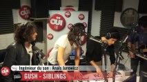 Gush - Siblings - Session Live OÜI FM