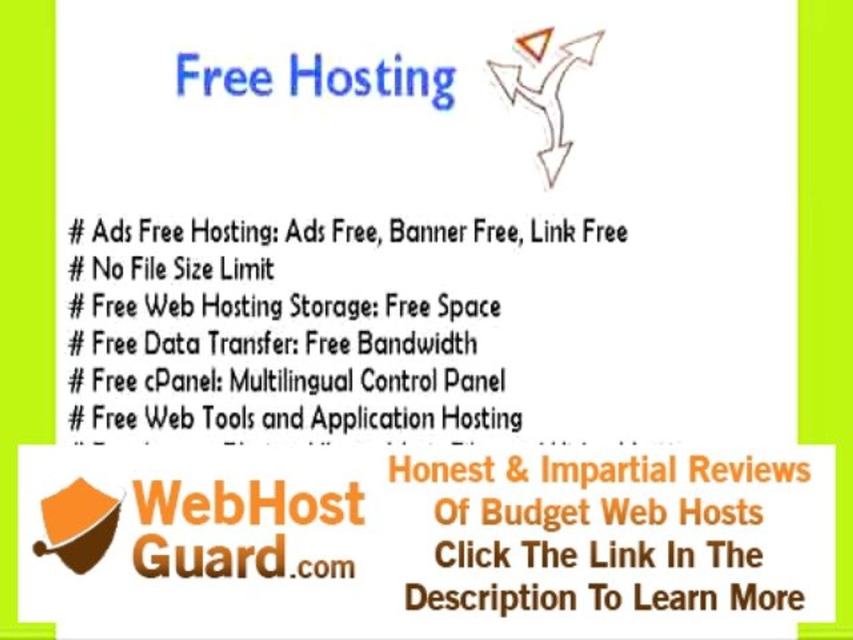 free php hosting script