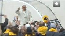 Le pape François livre quelques pistes pour l'Eglise catholique de demain