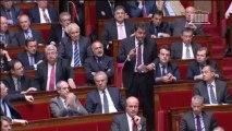 Laurent Fabius à l'assemblée nationale - accord sur le nucléaire avec l'Iran (2) (26/11/2013)