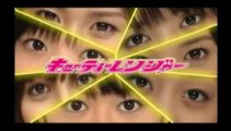 Berryz Koubou - °C-ute - Berryz Kamen vs Cutie Ranger HUN SUB