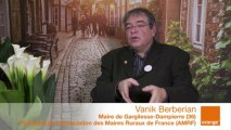 DRCLG-SMCL 2013 : Itw de Vanik Berberian, Président de l'AMRF