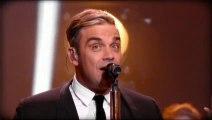 "Robbie Williams ""Puttin' on the Ritz"" live @ Studios Rive Gauche - Paris"