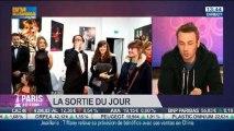 Les sorties du jour: Guillaume Descamps, directeur de la Maison des pratiques artistiques, dans Paris est à vous - 26/11