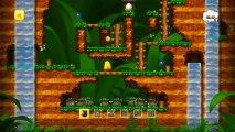 Wii U - Toki Tori - Wasserfallwald - Level 2 - Normal
