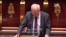 Avenir et Justice du Système de retraites Denis Jacquat Explication de vote du groupe UMP par scrutin public en nouvelle lecture (avec recours du vote bloqué)  26 Novembre 2013