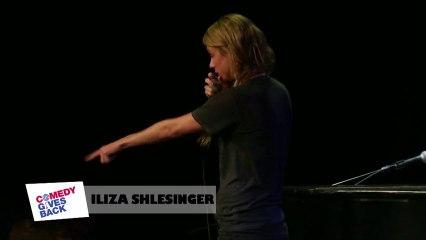 Jokes from Los Angeles: Iliza Shlesinger on why women love winter