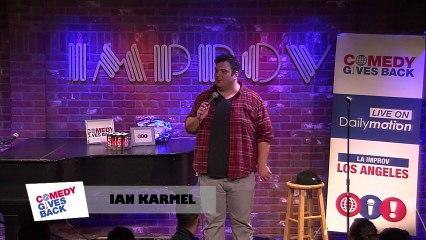 Jokes from Los Angeles: Ian Karmel grew up upper-middle class