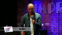 Jokes from Los Angeles: Jo Koy spoils his kid