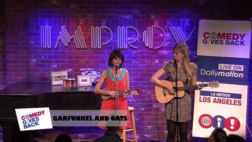 Jokes from Los Angeles: Garfunkel and Oates - The Fadeaway