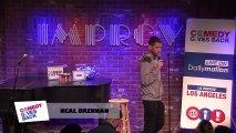 Jokes from Los Angeles: Neal Brennan tells women how to be perfect