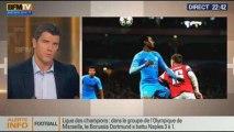Le Soir BFM: Ligue des champions: Arsenal vs OM - 26/11 2/5