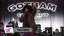 Jokes from New York: Reggie Watts does a song about laundry