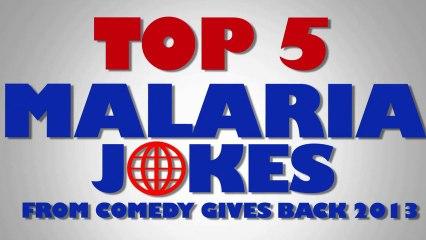 TOP 5 MALARIA JOKES