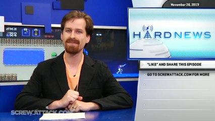 Hard News 11/26/13 - Xbox One disc drives, Microsoft bans profanity, and Steam user reviews - Hard News Clip