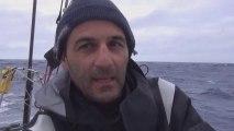 Jour19 -Team Plastique (IMOCA) - Transat Jacques Vabre 2013