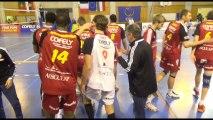 Volley-Ball Challenge Cup. CVB bat DIEKIRCH 3-0