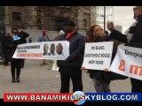 Bruxelles :Sit-in pour la reconnaissance du génocide congolais