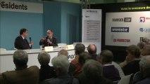 Frédéric Lemoine, Président du Directoire de WENDEL - Salon Actionaria 2013 : Agora des Présidents