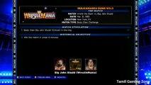 WWE 2K14 - Andre The Giant vs Big John Studd - 30 Years Wrestlemania - Part 1 [HD]