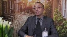 SMCL 2013 : ITW Martial Passi, maire de Givors,  Président d'honneur de la Fédération des entreprises publiques locales