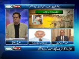 NBC On Air EP 148 (Complete) 27 Nov 2013-Topic- Three chiefs appointed in same day, How PM become safe to defense minister, Why objections on 3 Nov decision, Karachi peace case. Guest-Hasan Askari, Farooq Hameed, SM Zafar.
