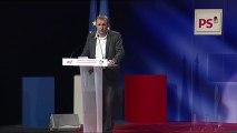 Jean-Philippe Magnen au grand meeting de la Gauche : Défendre la République contre les extrémismes