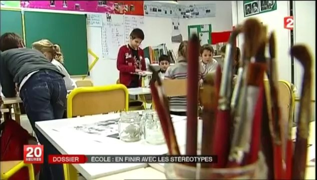 La théorie du genre enseignée à l'école — France2