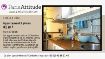 Appartement 1 Chambre à louer - Jules Joffrin - Mairie du 18ème, Paris - Ref. 2862
