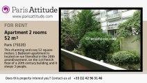 1 Bedroom Apartment for rent - Père Lachaise, Paris - Ref. 4584