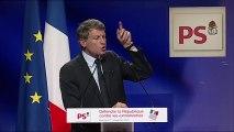 Vincent Peillon au grand meeting de la Gauche : Défendre la République contre les extrémismes