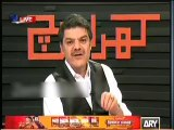 Geo invited 8 indian agents & showed them as judge & singers in pakistan idol :- mubashir lucman
