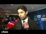 PSG. Nasser al-Khelaifi: « Laurent Blanc mérite un long contrat... »