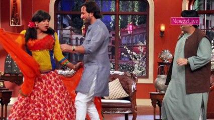 Saif Ali Khan - Comedy Hights With Kapil