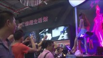 Cultural revolution in China's bedrooms