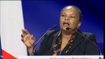 Extraits du discours de Christiane Taubira 27 novembre 2013