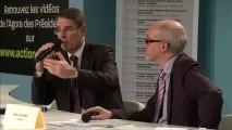 Alain Perrollaz, Président du Directoire de PAREF - Salon Actionaria 2013 : Agora des Présidents