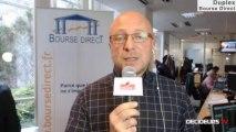 """28/11/13 : Les Experts de Bourse Direct dans l'émission """"Duplex Bourse"""" sur Décideurs TV"""
