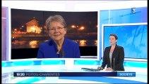 Catherine Coutelle invitée de France 3 Poitou Charentes au sujet de la proposition de loi visant à renforcer la lutte contre le système prostitutionnel