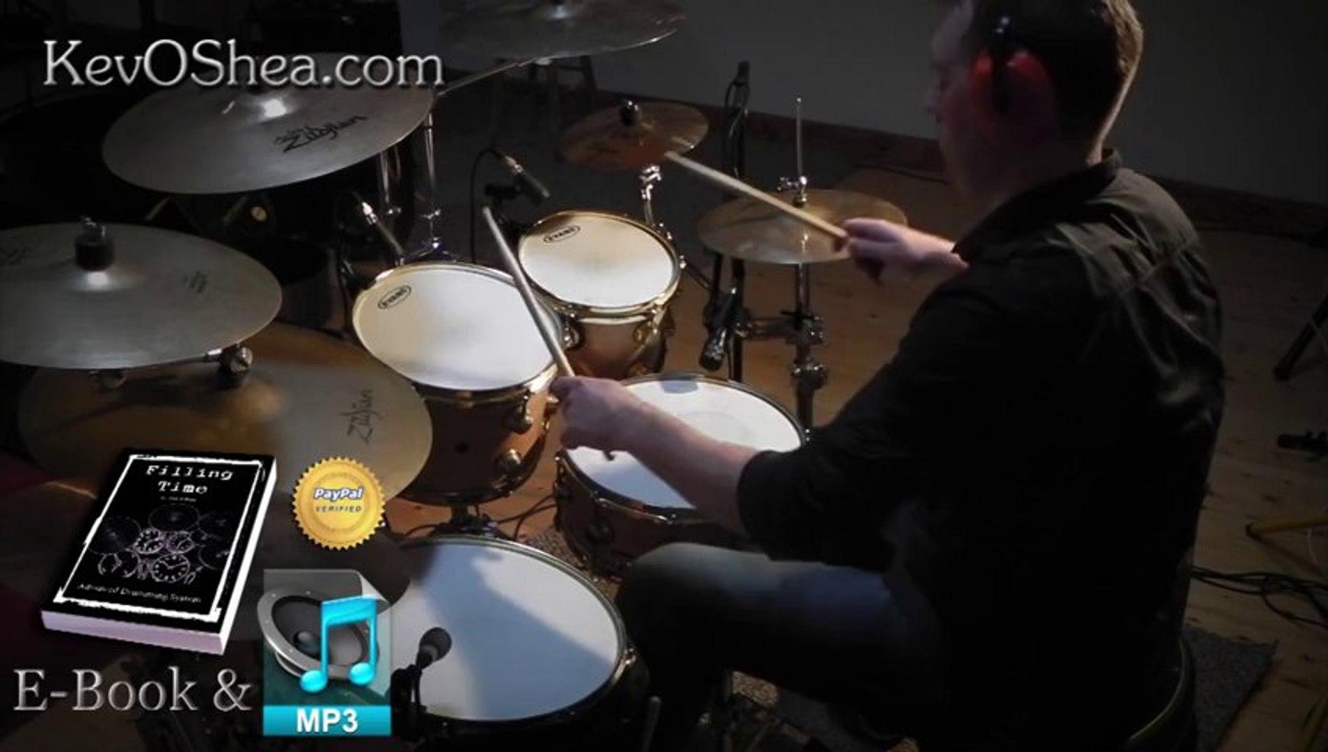 ★ Advanced Drum Lesson ★ Linear Triplet Fill