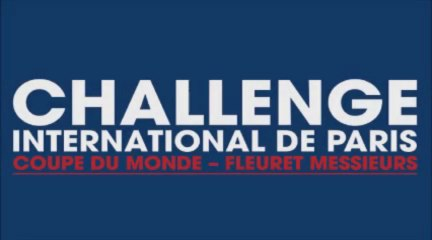 teaser Challenge International de Paris 2014