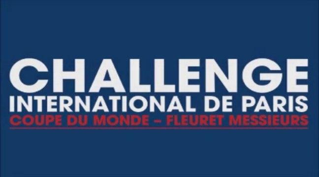 teaser Challenge International de Paris 2014