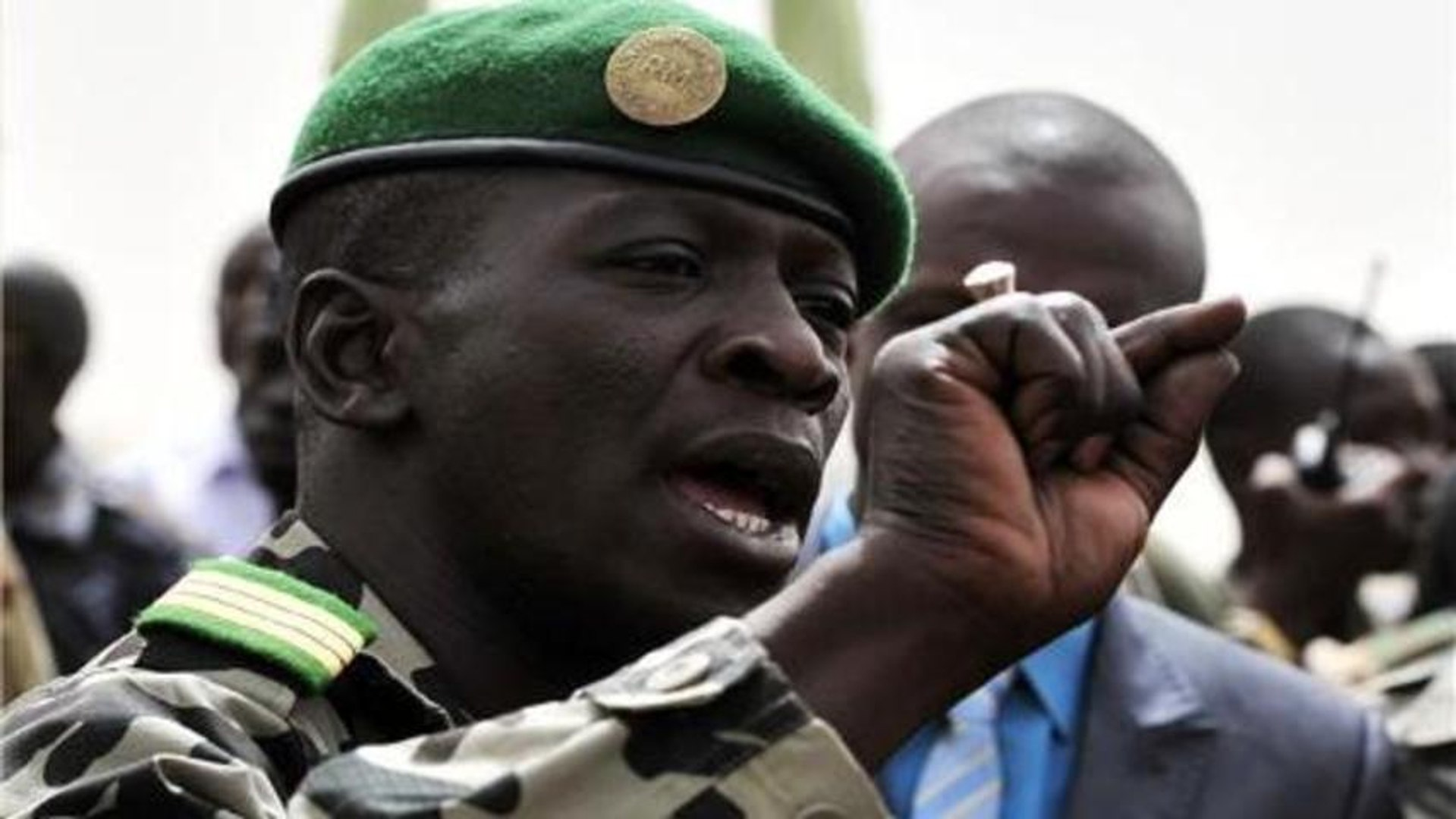 Mali coup leader arrested and charged