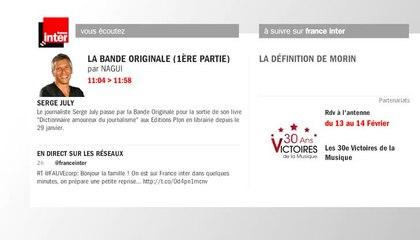 france inter radio live