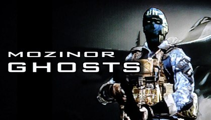 Ghosts (mozinor sur cod)  remix