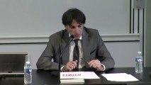 """""""Présidents de la République, QPC et justice constitutionnelle"""", Pierre ESPLUGAS, Maître de Conférences de droit public à l'Université Toulouse1 Capitole."""