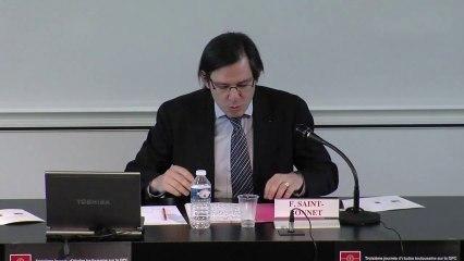 Vidéo de François Saint-Bonnet