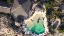 Espace Baignade du Camping Yelloh! Village Secrets de Camargue au Grau du Roi - Camping Port-Camargue - Gard - Languedoc-Roussillon - Meditérranée
