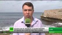 (Vídeo) La censura, consigna de la nueva 'transparencia' informativa en Guantánamo – RT